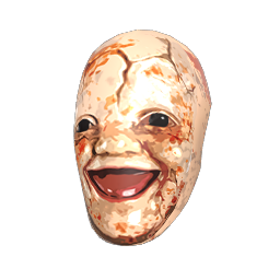 Fractured Doll Mask