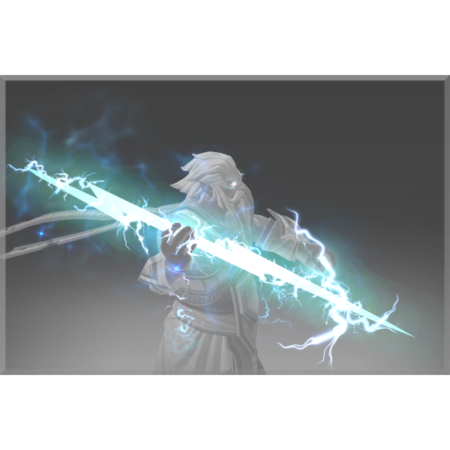 Inscribed Righteous Thunderbolt