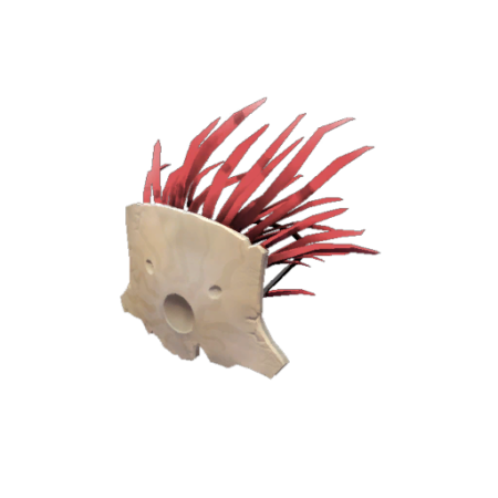 Unusual Mask of the Shaman